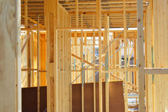 House frame Stock Photos