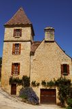 House in France Royalty Free Stock Photo