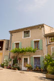 House in the French Drome Royalty Free Stock Image