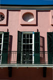 House in French Quarter - New Orleans Royalty Free Stock Images
