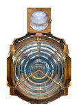 House fresnel lens isolated Royalty Free Stock Images