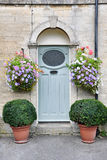 House Front Door Stock Images