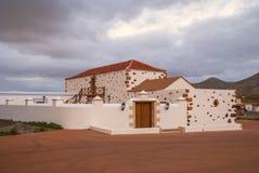 House - Fuerteventura, Canary Island, Spain Stock Photos