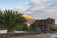 House - Fuerteventura, Canary Islands, Spain Stock Photo