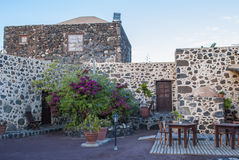 House - Fuerteventura, Canary Islands, Spain Stock Image
