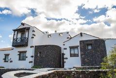House - Fuerteventura, Canary Islands, Spain Royalty Free Stock Image
