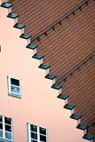 House in Fussen, Germany Royalty Free Stock Images