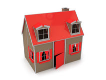 House for games Royalty Free Stock Image