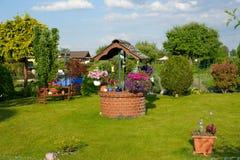 House garden Stock Image