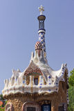 House Gaudi Royalty Free Stock Photo