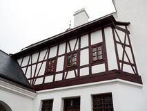 House in german style Stock Photos