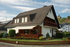 House in German Village Royalty Free Stock Image