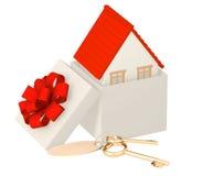 House - gift Stock Photos