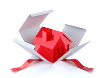 House-gift Stock Image