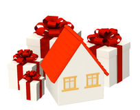 House - gift Stock Images