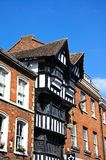House of the Golden Key, Tewkesbury. Stock Images