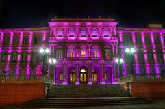 House of Government in Argentina. The Pink House, the house of the government in Buenos Aires, Argentina Stock Photos