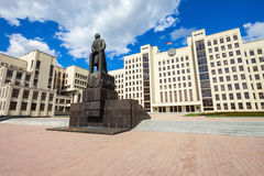 House of Government, Minsk Stock Photography