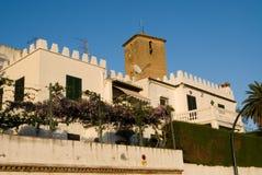 House in Granada Stock Photography