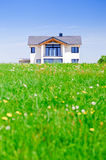 House in the Green Stock Photography
