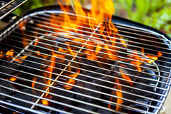House Grill Royalty Free Stock Photos