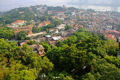 House on gulangyu Island, Xiamen Stock Photography
