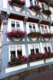 House in Hildesheim Stock Images