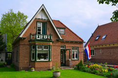 House in Holland Royalty Free Stock Photos