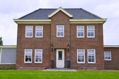 House in Holland Stock Photo