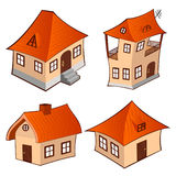 House home building Stock Image
