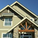 House Home Exterior Details Stock Photos