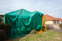 House Home Fumigation Royalty Free Stock Photos