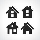 House home icon Royalty Free Stock Images
