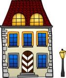 House, Home, Little, Streetlight Royalty Free Stock Photo