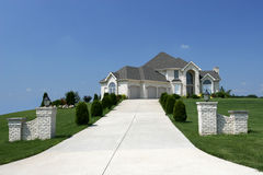 House home residential subdivision family Royalty Free Stock Photo