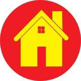 House, home, vector, illustrations, logo. House, home, vector, illustrations, color, residents, curve, family, icon, symbol, logo royalty free illustration