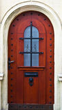 House home wooden door architect Royalty Free Stock Photo