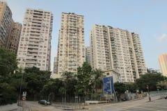The house at hong kong Stock Photo