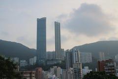 The house at hong kong Stock Photos