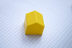 House house planing Stock Photos