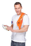 House husband Stock Photo