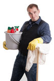 House husband Stock Photography
