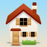 House Icon Royalty Free Stock Images