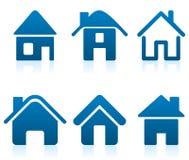 House icon Royalty Free Stock Photos