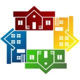 House icon. Stock Image