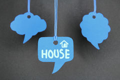 HOUSE Icon Royalty Free Stock Image