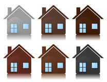 House icon2 Royalty Free Stock Images