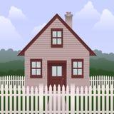House illustration Stock Image