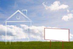 House illustration Stock Photos