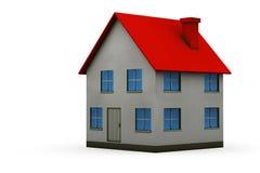 House illustration royalty free stock image